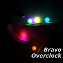 Bravo Overclock – *Donate* logo