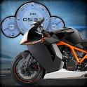 KTM RC8R Moto Live Wallpaper icon