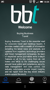 Buying Business Travel - screenshot thumbnail