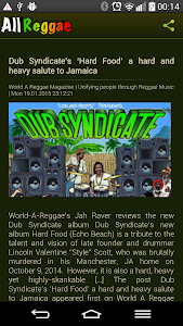 All Reggae Radio screenshot 9