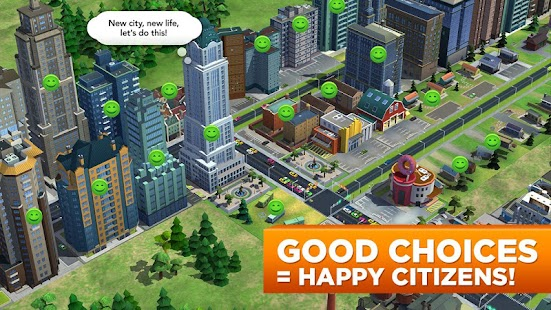 SimCity BuildIt Screenshot 42