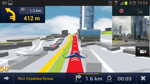 E2M Карт Бланш Украина : GPS