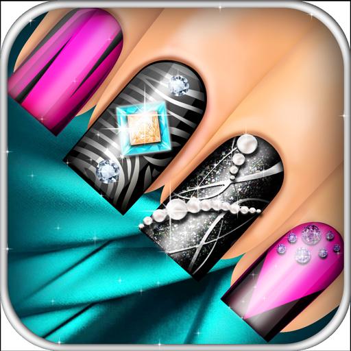 3D Nail Salon: Fancy Nails Spa