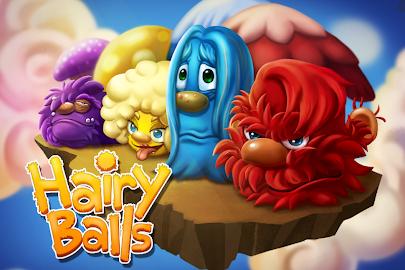 Hairy Balls Screenshot 1