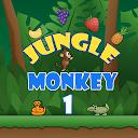 Jungle Monkey mobile app icon
