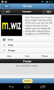 M.WIZ - screenshot thumbnail
