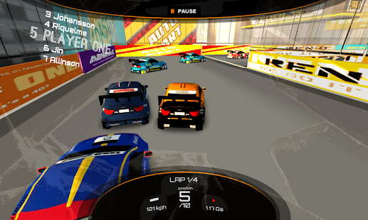 DownForce - V8 Preview- screenshot thumbnail