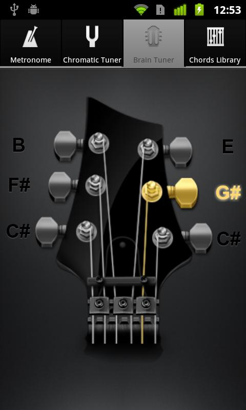 Ultimate Guitar Tools- screenshot