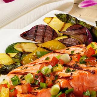 Summertime Grilled Vegetables