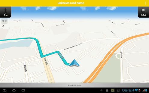 Yellow Pages SA - Maps, GPS... - screenshot thumbnail