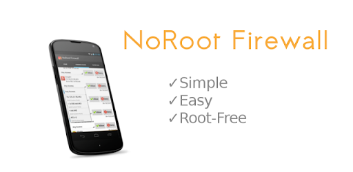 NoRoot Firewall