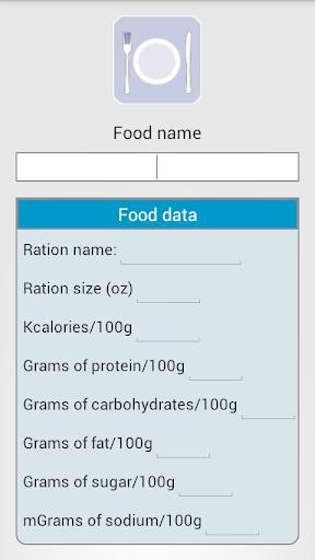 【免費健康App】Calorie counter-APP點子