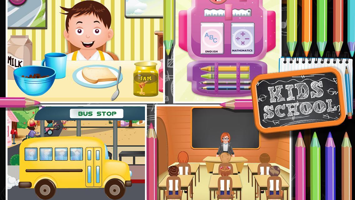 Kids School - Game for Kids