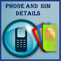 SIM and Device Details icon
