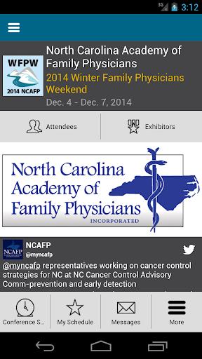 2014 NCAFP Winter Weekend