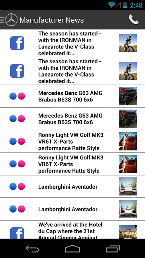 Mercedes benz of tampa android apps on google play for Authorized mercedes benz service centers near me