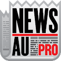 Newspapers AU PRO Australian logo