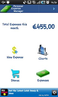 Personal Expense Manager - screenshot thumbnail