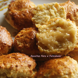 Honey Butter and Cinnamon Scones