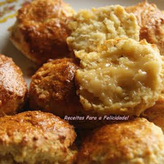 Honey Butter and Cinnamon Scones.