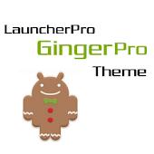 LauncherPro GingerPro Theme