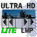 Ultra Wide HD Wallpaper – Lite logo