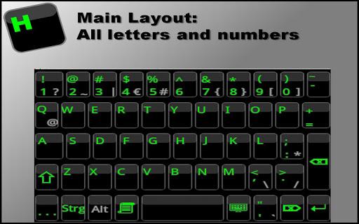 Hacking Developing Keyboard