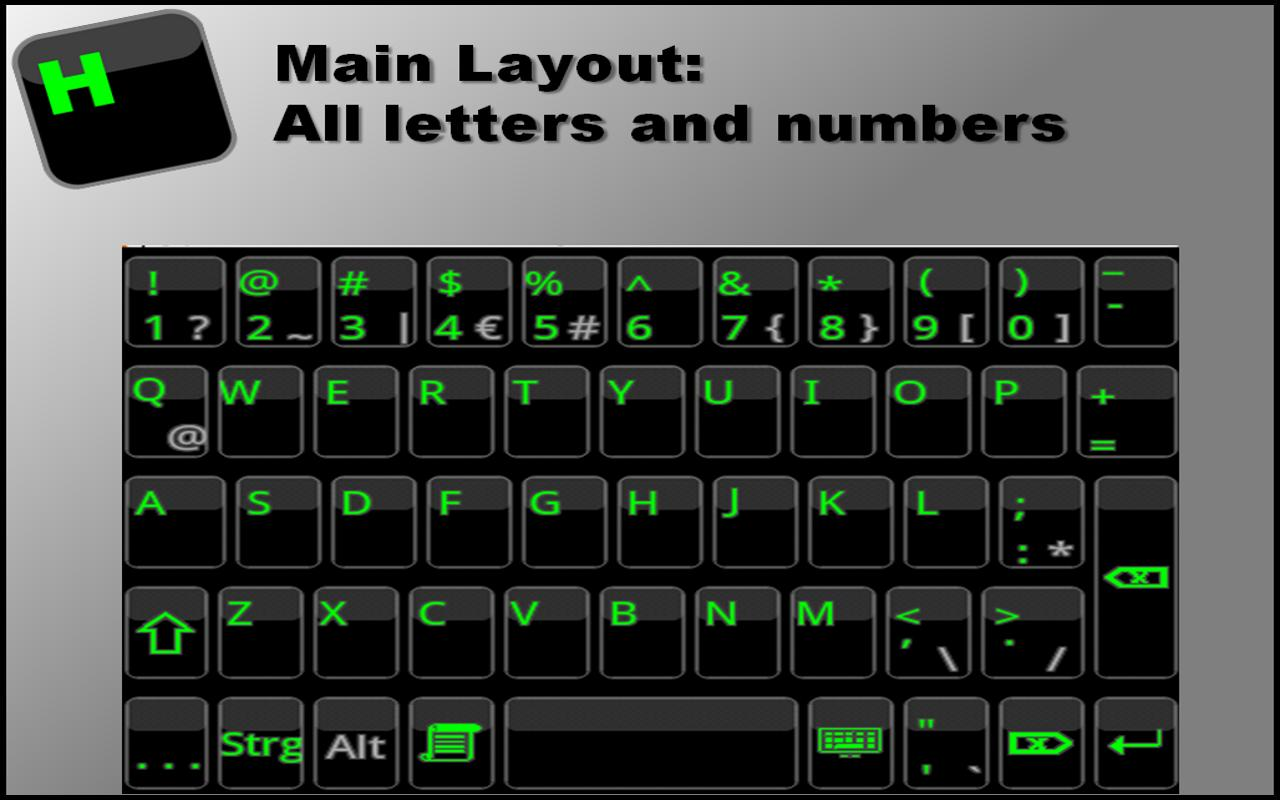 Hacking & Developing Keyboard - screenshot