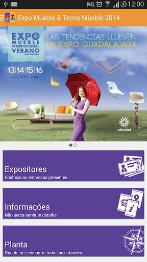 【免費商業App】Expo Mueble Tecno Mueble 2014-APP點子