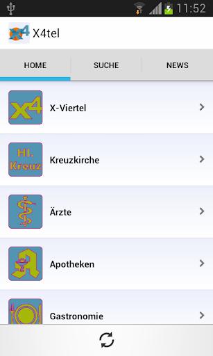 Kreuzviertel-App