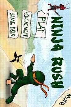 Ninja Rush HDのおすすめ画像5