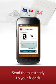 Gyft - Mobile Gift Card Wallet Screenshot 14