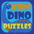 Kids Dinosaur Puzzles icon