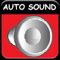 Auto Sound Security icon