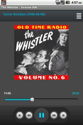 The Whistler Old Time Radio V6