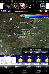 KABB WX - screenshot thumbnail