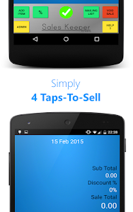 Sales Keeper Free Mobile Till screenshot 6
