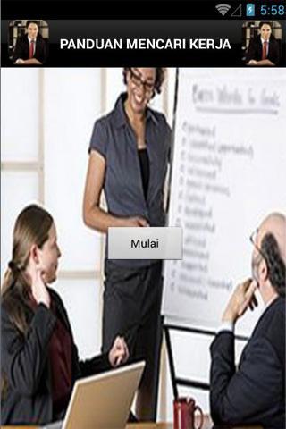 Panduan Mencari Pekerjaan