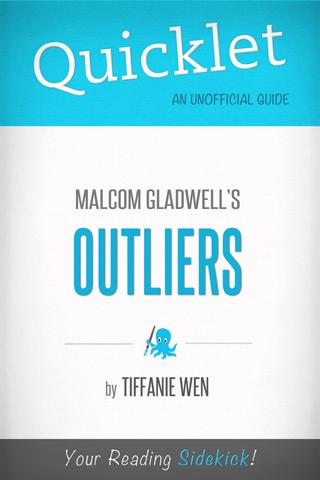 Quicklet on Outliers - screenshot