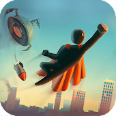 Superhero Stickman Free