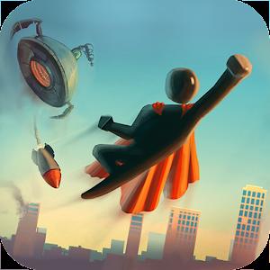 Superhero Stickman Free for PC and MAC