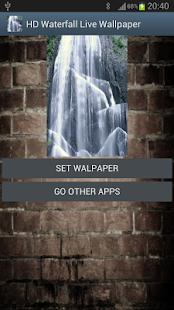 HD Waterfall Live Wallpaper3