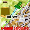 E-Liquid Calculator icon