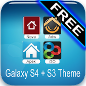 Galaxy S4 Theme and S3 Theme