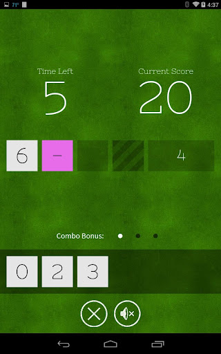 Messy Math Puzzle Game