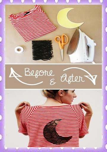 DIY Refashion Clothes