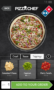 Domino's- screenshot thumbnail