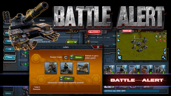 Battle Alert - screenshot thumbnail