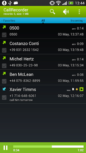 Call Recorder (Full) v1.3.9 APK
