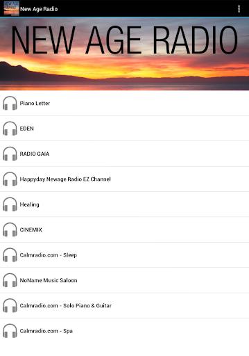 玩音樂App|ニューエイジ・ラジオ免費|APP試玩